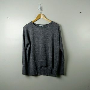 French Connection, Gray sparkly Sweater